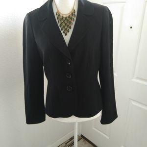 Ann Taylor black blazer size 6